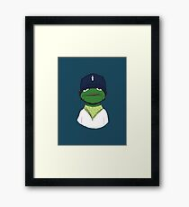 Kermit Lamar Framed Print