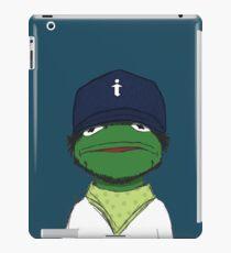 Kermit Lamar iPad Case/Skin