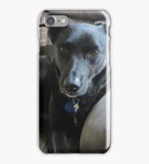 Armchair Snuggles iPhone Case/Skin