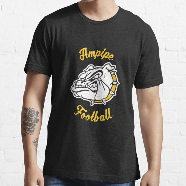 Ampipe High School Bulldogs Mascot Football Team Essential T-Shirt