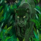Shadow Of The Panther by Carol  Cavalaris