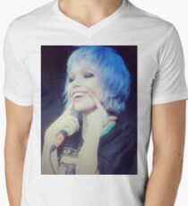 alice glass crystal castles Men's V-Neck T-Shirt