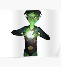 My green apple Poster