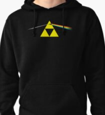The Dark Side of the Triforce Pullover Hoodie