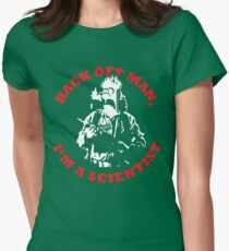 Ghostbeakers Womens Fitted T-Shirt