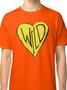 Wild Heart: Oregon Coast Classic T-Shirt
