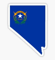 Pegatina Nevada