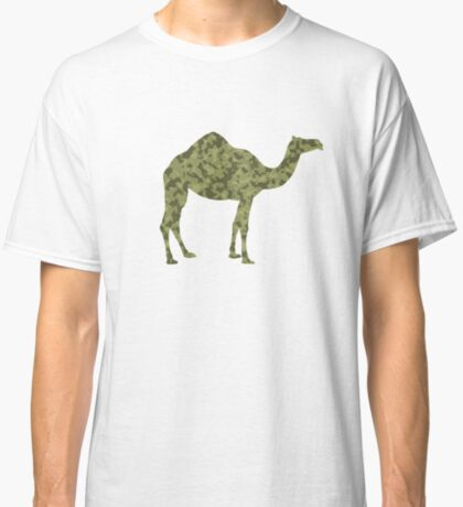 Camelflage Classic T-Shirt