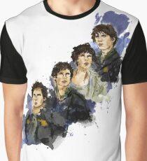 We Will Rise:  Bellamy Graphic T-Shirt