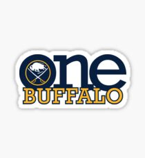 One Buffalo Sticker