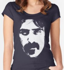frank zappa Women's Fitted Scoop T-Shirt