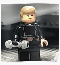 Luke Skywalker Poster