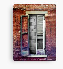 The Feature Is Too Bright Metal Print