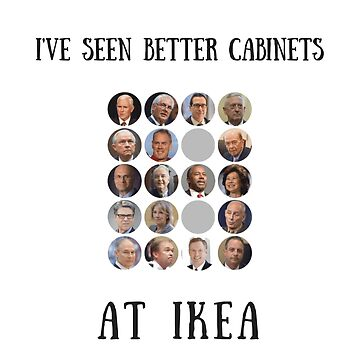 Trump's Cabinet by causticjackass