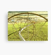 Sprinklers - Complex  Canvas Print
