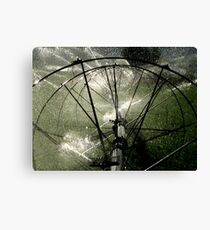 Sprinklers - Modern Canvas Print