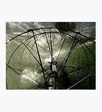 Sprinklers - Modern Photographic Print