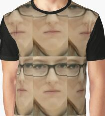 kelly EXTREME CLOSEUP Graphic T-Shirt