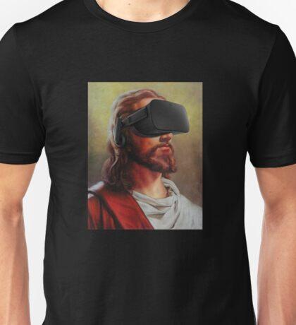 Jesus Christ - Oculus Rift - VR Unisex T-Shirt