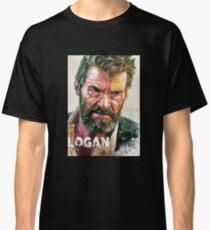 logan old man logan Classic T-Shirt