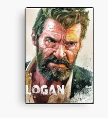 logan old man logan Canvas Print