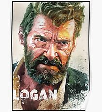 logan old man logan Poster