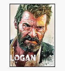 logan old man logan Photographic Print