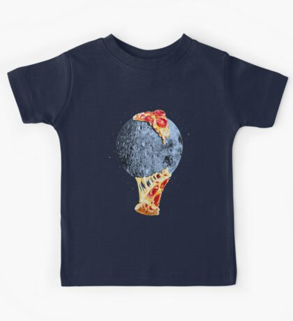 When the moon hits your eye... Kids Clothes