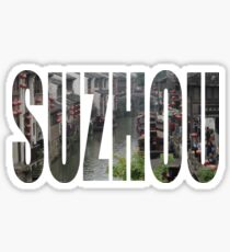 Suzhou Sticker