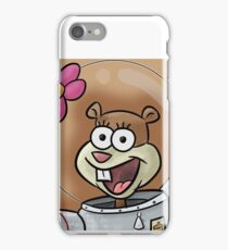 Sandy Cheeks iPhone Case/Skin