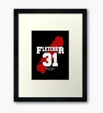 Fletcher Sash Framed Print