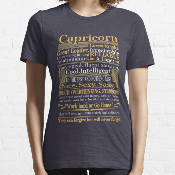 Capricorn Essential T-Shirt