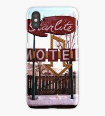 Starlite Motel iPhone Case/Skin