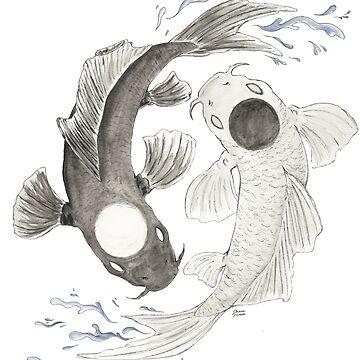 Yin Yang by dariaparsa
