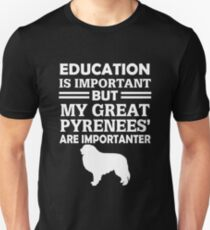 Great Pyrenees' T-Shirt