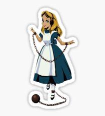 Alice In Chains Sticker