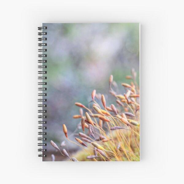 Lichen Party Spiral Notebook