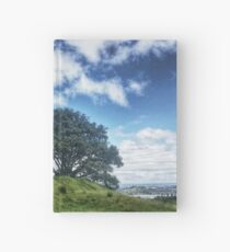 One Tree Hill - Auckland, New Zealand Hardcover Journal