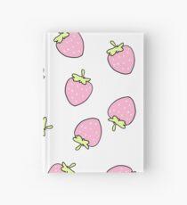 Erdbeeren Notizbuch
