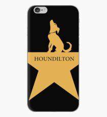 Alexander Houndilton - yellow iPhone Case