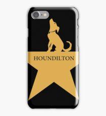 Alexander Houndilton - yellow iPhone Case/Skin