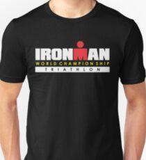 IRONMAN TRIATHLON WORLD CHAMPIONSHIP Unisex T-Shirt