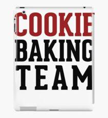 Cooking Baking Team iPad Case/Skin