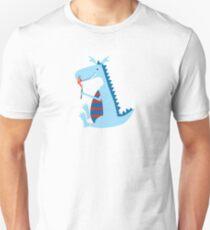 Who wants a marshmallow? Unisex T-Shirt