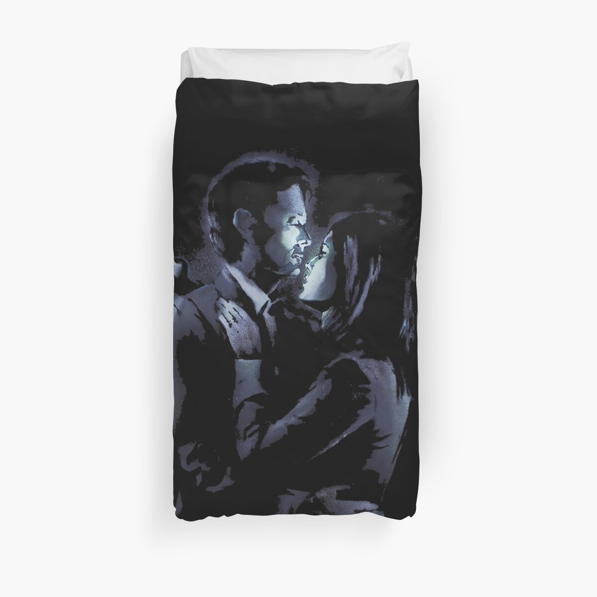 Banksy Bed Covers
