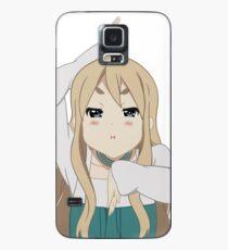 K-On Mugi Case/Skin for Samsung Galaxy
