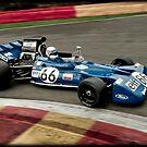 1973 Tyrrell 006 by Paul Peeters