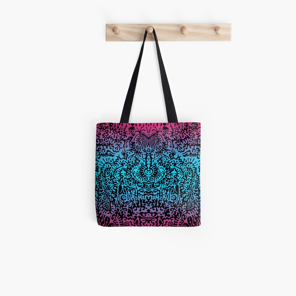 This is a colorfull dream Tote Bag