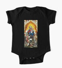 The Virgin Mary One Piece - Short Sleeve