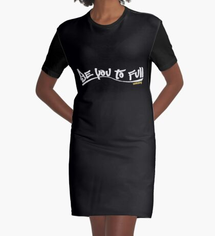 beyoutofull!  Graphic T-Shirt Dress